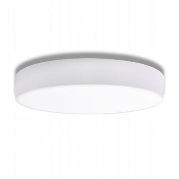 Lampa Sufitowa Plafon 60 cm Cleo 600 biały