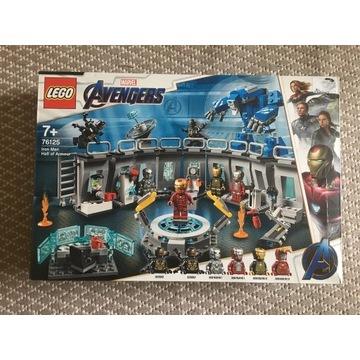 Lego Avengers 76125 - Baza Ironama - Nowe