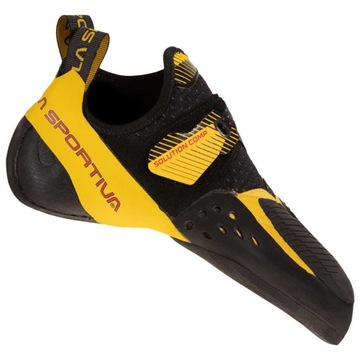 La Sportiva Solution Comp-buty wspinaczkowe OKAZJA
