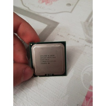 Intel core 2 quad q8300 z płytą główną I 2gb ramu