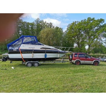 Jacht motorowy Bayliner 2455 ciera