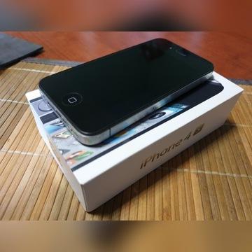 iPhone 4S 4 S 16gb używany czarny