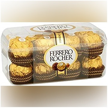 Ferrero Rocher 200g promocja produkt niemiecki