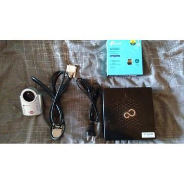 Mini PC Fujitsu Q520 i7 4875T, SSD 512,RAM 16 GB