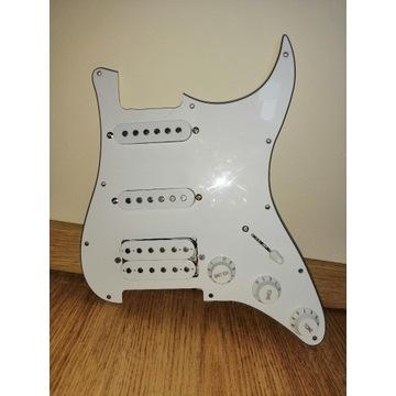 Elektronika płytka gitary elektrycznej układ HSS