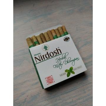 Nirdosh - Ziołowe papierosy - bez nikotyny