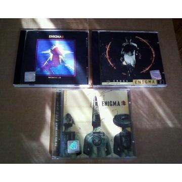 Enigma: MCMXC a.D.+The Cross of Changes+Le Roi est