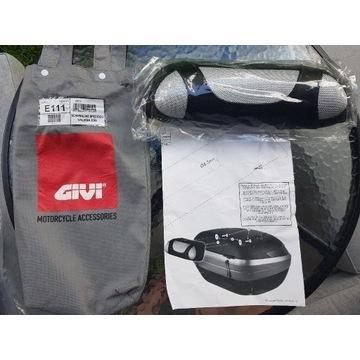 GIVI E111 Oparcie do kufra GIVI E55 V56
