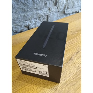 Samsung Galaxy Note 20 5G 8/256 NOWY - szansa na 6