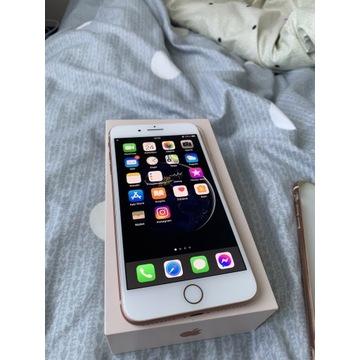 Iphone 8plus rosę gold 64gb