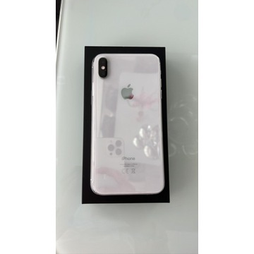 iPhone Xs Max 64 GB - srebrny