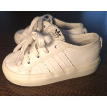 Trampki oryginalne Adidas r. 21