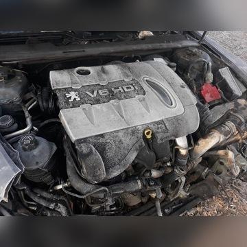 Silnik 2.7 v6 benzyna peugeot