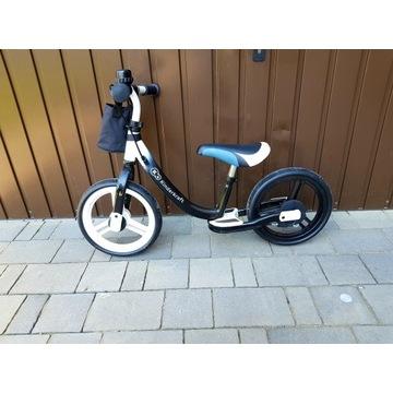 Kinderkraft rower biegowy SPACE black
