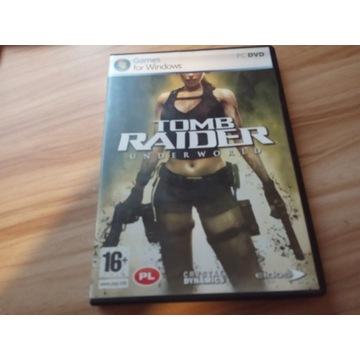 Tom Raider Underworld (PC) PL