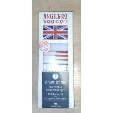 Angielski w karteczkach dla średnio zaawansowanych