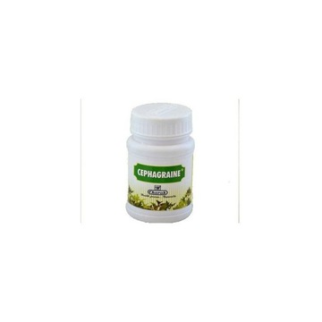 Cephagraine Charak 40 tabletek ból głowy migrena