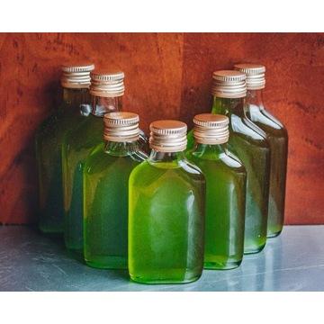 Olej aromatyzowany czosnkiem niedźwiedzim - 200 ml