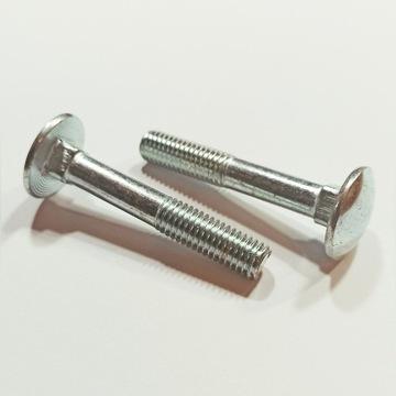 Śruba zamkowa M8 50mm grzybkowa 5 szt