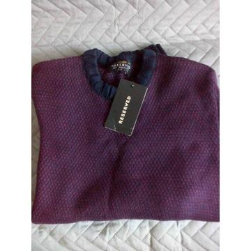 swetr reserved z 160zl metka