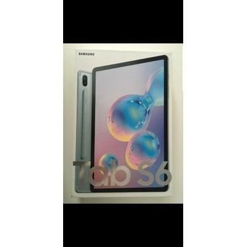 Samsung Galaxy Tab S6 10.5'' 4G LTE 128GB Blue