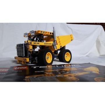 LEGO TECHNIC ciężarówka górnicza (nr 42035)