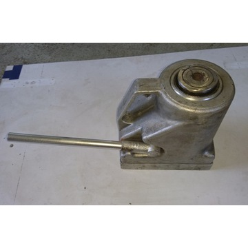 Podnośnik hydrauliczny, lewarek 25T PRL aluminiowy