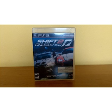 SHIFT 2 Unleashed PS3 Need for Speed