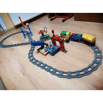 LEGO DUPLO 5609 Pociąg Kolejka + MEGA GRATIS