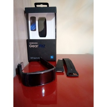 Smartband Samsung Gear Fit 2