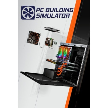 PC Building Simulator KLUCZ STEAM PC