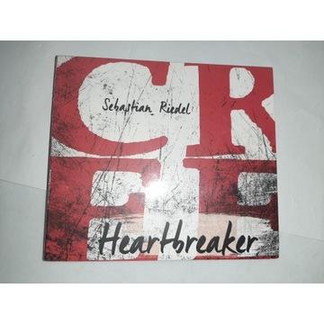 CD Sebastian Riedel CREE - Heartbreaker, folia