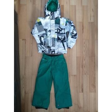 Komplet narciarski kurtka spodnie Quiksilver 8