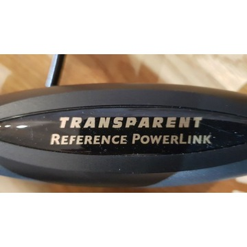 Transparent Audio Reference MM Powerlink