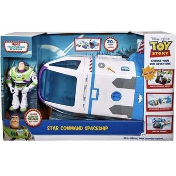 DISNEY Toy Story 4 Statek kosmiczny zestaw GJB37