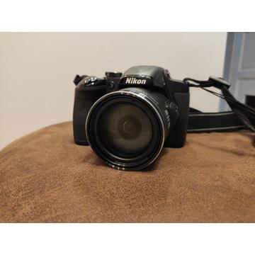 Superzoom Nikon P-600 + torba, ZOOM X 60 !!!