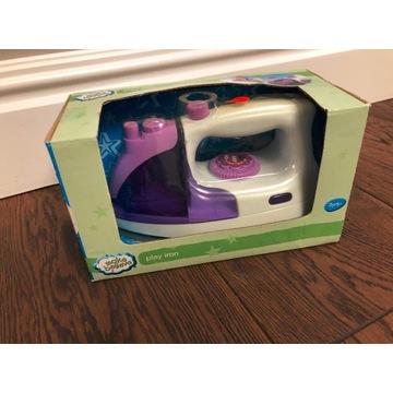 Żelazko interaktywne na wodę zabawka od 3 lat