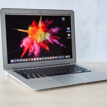 Piekny laptop Macbook Air 13 Early 2015 i5 Win10