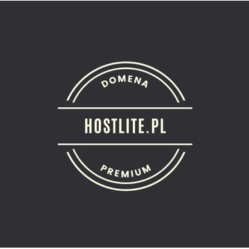 Domena Hostlite.pl   Premium