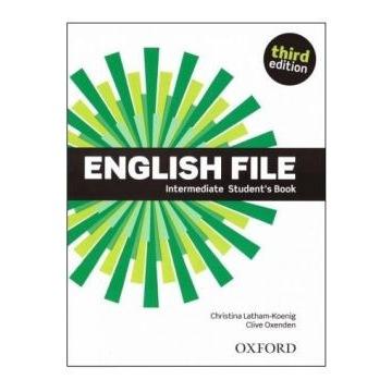 ENGLISH FILE Intermediate Student's Book 3rd edit