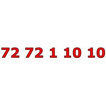 72 72 1 10 10 ŁATWY ZŁOTY NUMER STARTER