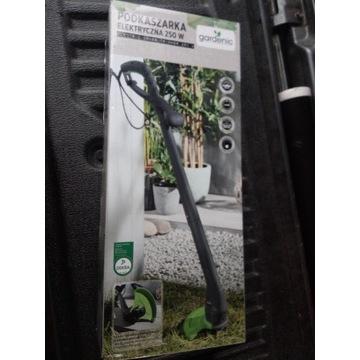 nowa elektryczna podkaszarka do trawy