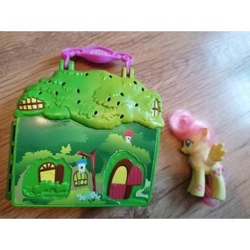 Oryginalna stodoła My Little Pony Fluttershy