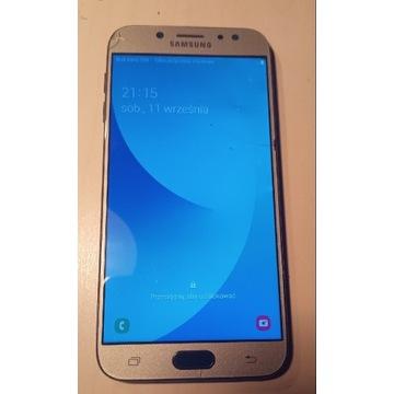 Samsung Galaxy J7 Duos J730F 2017 czytaj opis