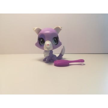 Figurki lps kolekcjonerskie Little pet shop pies