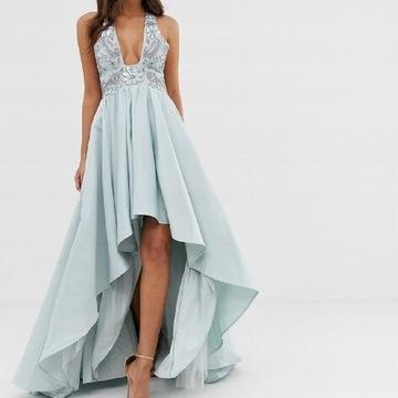 Dolly&delicious suknia asymetryczna XL