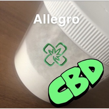 Cbd izolat konopny 10g