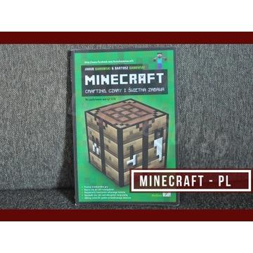 Minecraft - crafting czary i świetna zabawa - Gra