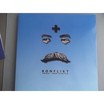 Konflikt GRUZJA/Neon Scaffold vinyl+manam singiel