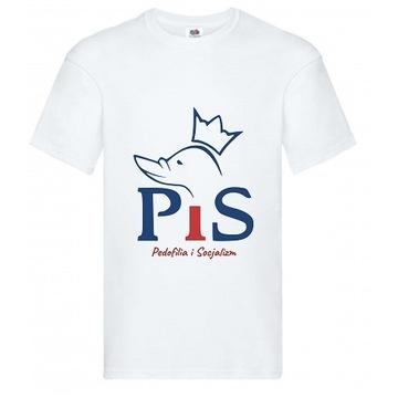 Koszulki Pis Mądry Przekaz